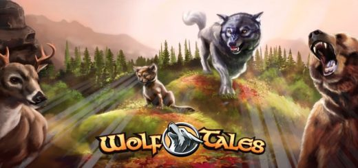 Wolf Tales - Home & Heart