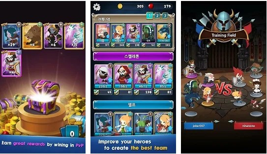 Puzzle Clash : PvP Defense