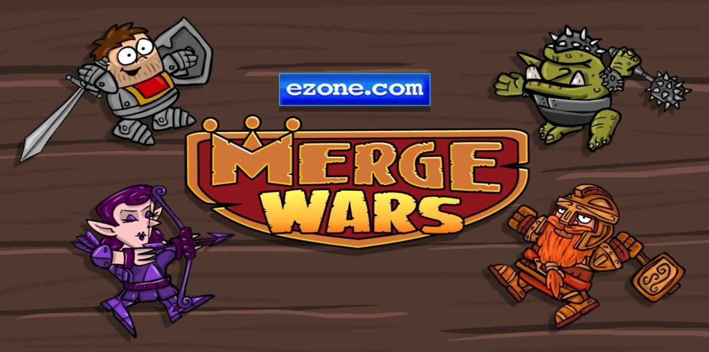 Merge Wars - Idle Hero Tycoon