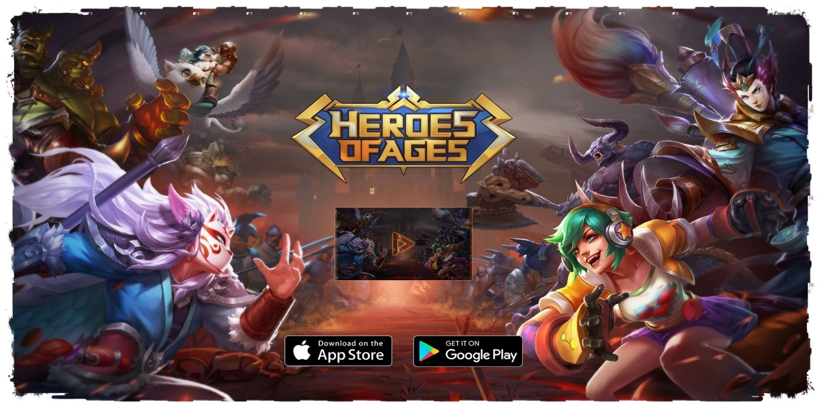 Heroes of Ages