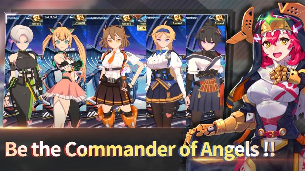 Shelter Zero: IDLE Angel Saga