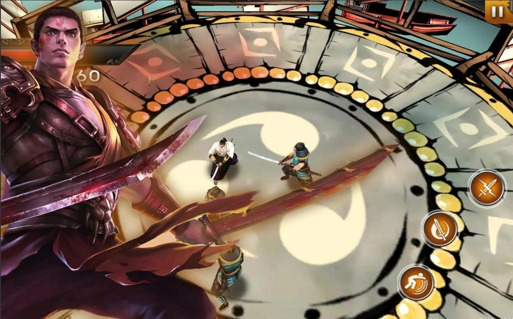 Legacy of Ninja - Warrior Revenge Fighting Game