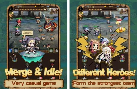 Knight Legends: Idle Heroes