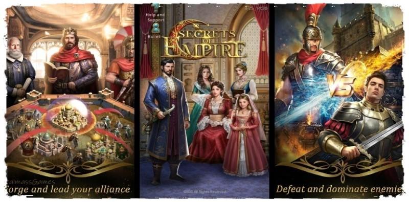 Secrets of Empire