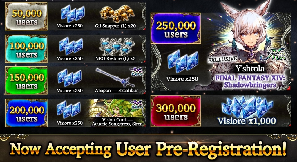 WAR OF THE VISIONS FFBE APK