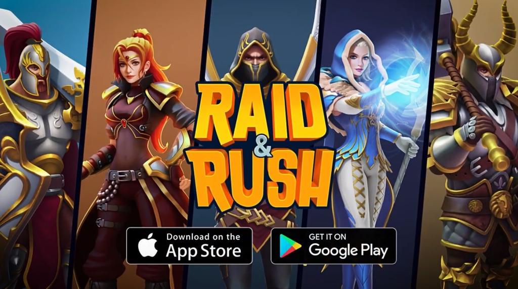 Raid & Rush