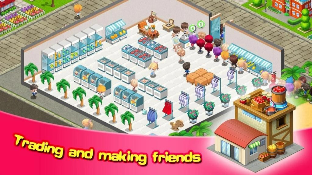 Sim Farm - Harvest Cook & Sales