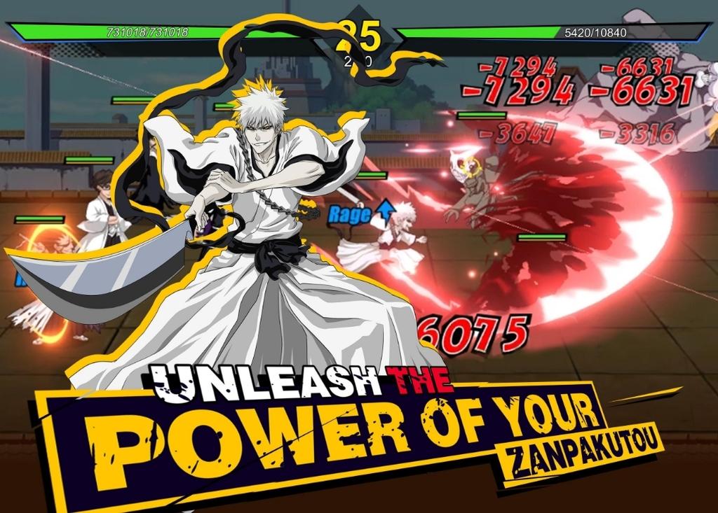 Bleach: Immortal Soul APK