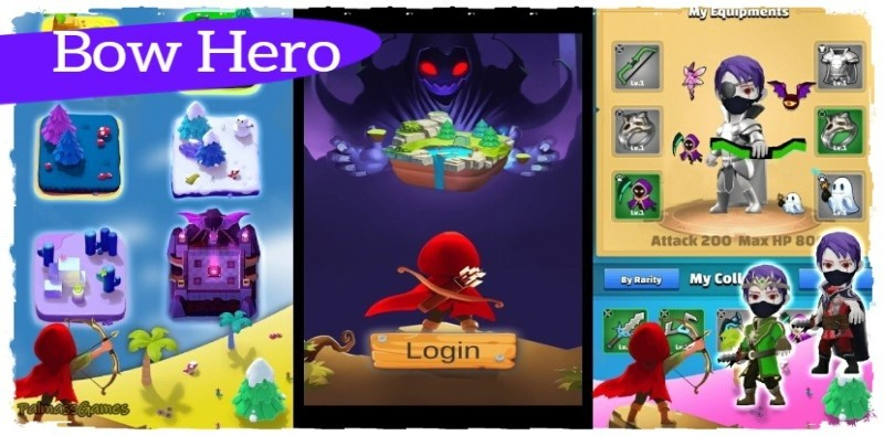 Bow Hero APK