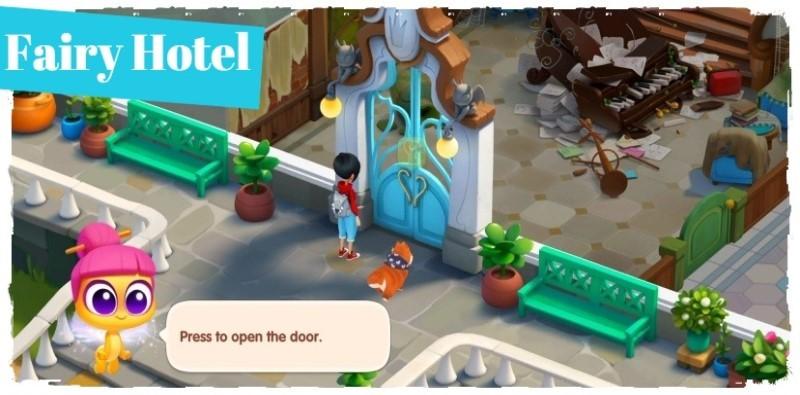 Fairy Hotel – Majestic Quest