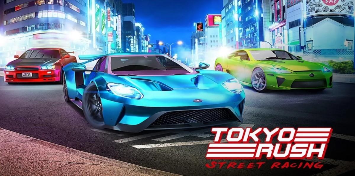 Tokyo Rush: Street Racing