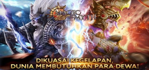 Magic and Myth: Legenda Sang Naga(ID)