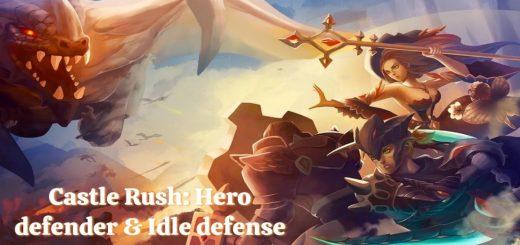 Castle Rush: Hero defender & Idle defense