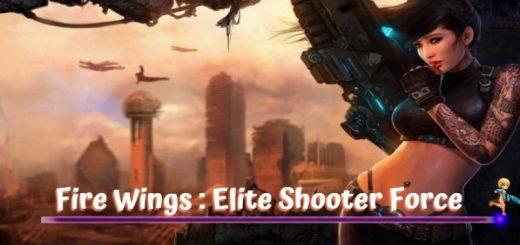 Fire Wings : Elite Shooter Force