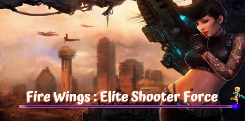 Fire Wings : Elite Shooter Force