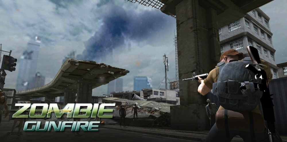 Zombie Gunfire