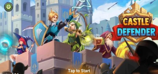 Castle Defender: Hero Idle Defense TD
