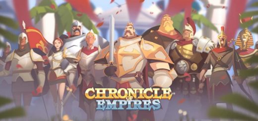 Chronicle of Empires: Dragon and War