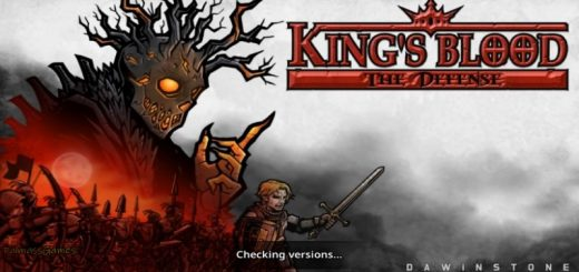 King's Blood: The Defense