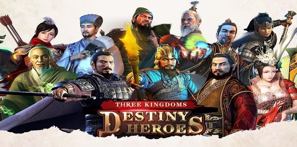 Three Kingdoms: Destiny Heroes