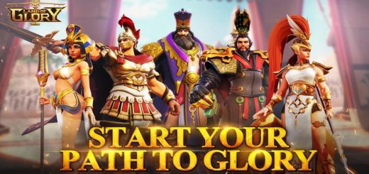 Land of Glory Epic Strategy Game