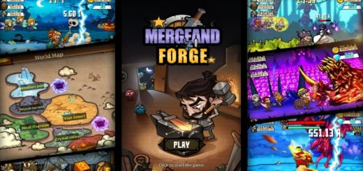 Merge And Forge : Idle Weapon Master