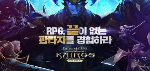 Kairos: people who light up the darkness(Kr)