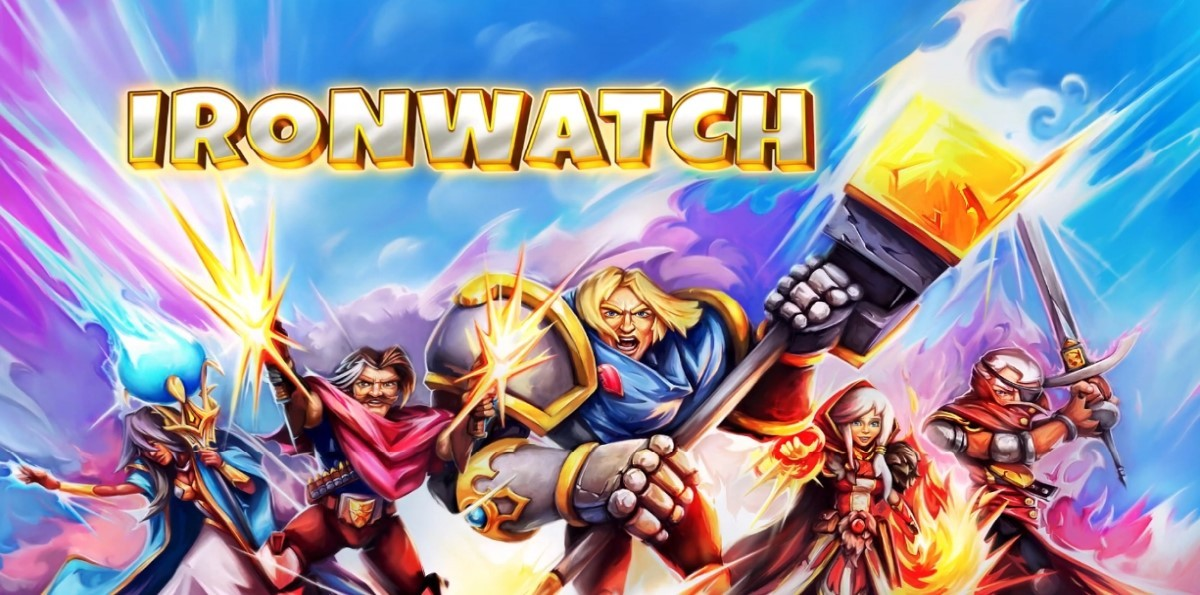 Ironwatch: Turn Based RPG