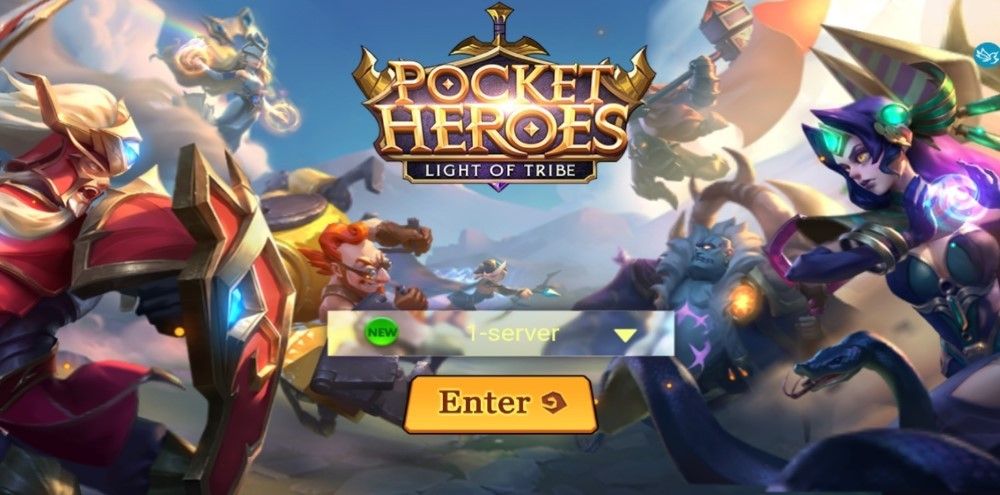 Pocket Heroes: Light of Tribe