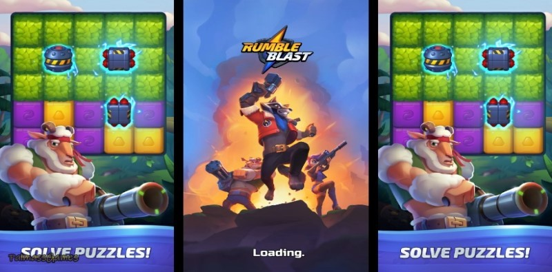 Rumble Blast