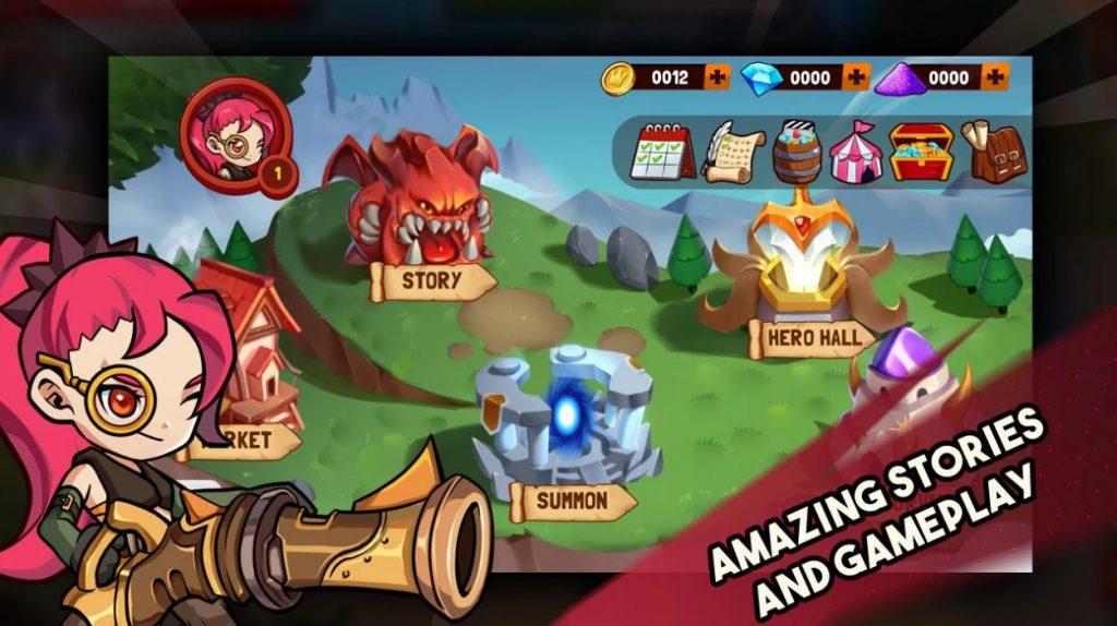 Summon Heroes : New Era