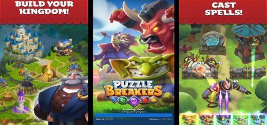 Puzzle Breakers