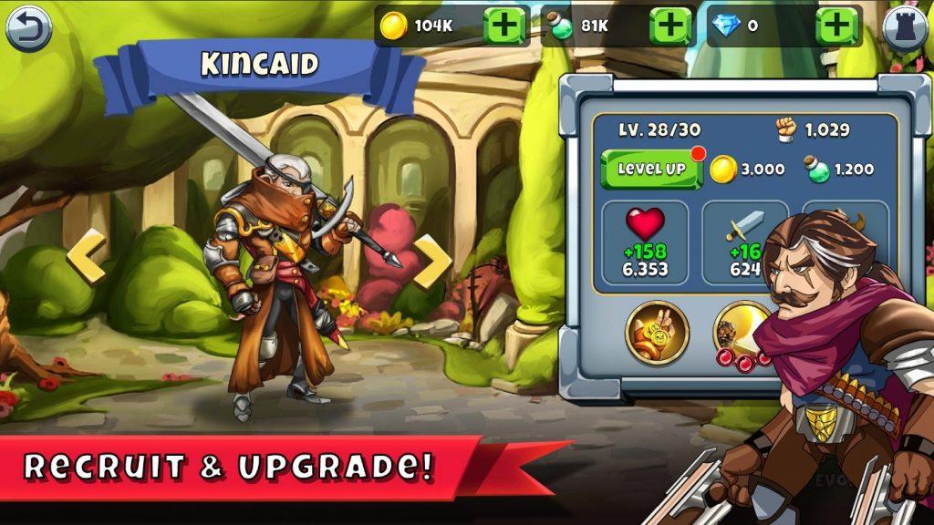 Ironwatch: Turn Based RPG