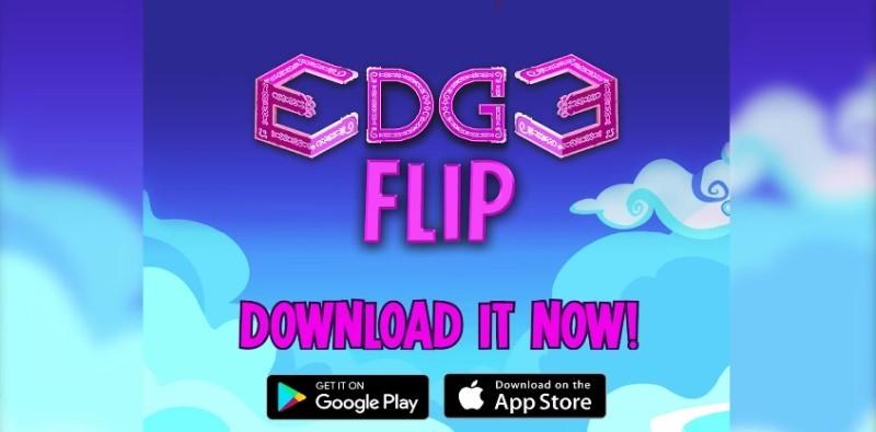 Edge Flip : Slide & Solve Adventure