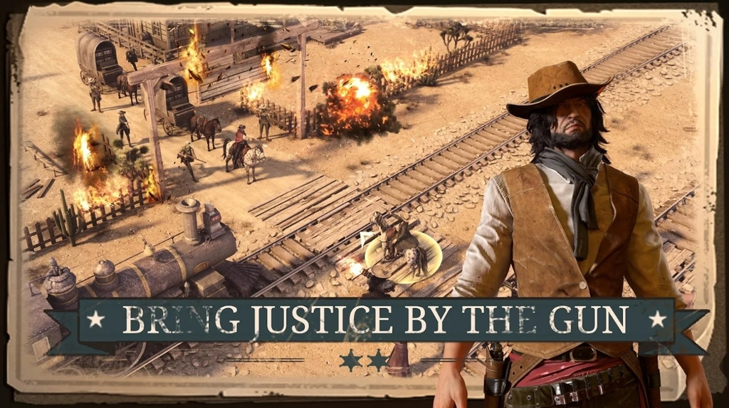 Frontier Justice-Return to the Wild West