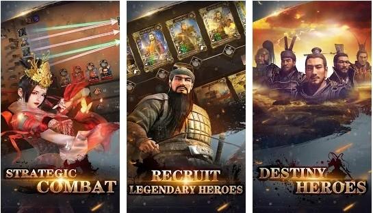 Three Kingdoms: Destiny Heroes
