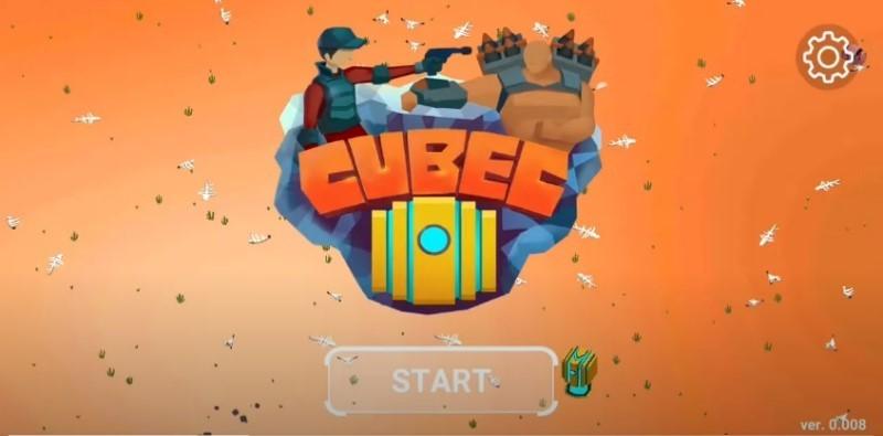 Cubec - Survival Shooter Gun Game TPS