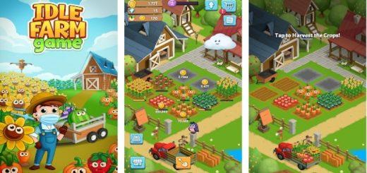 Idle Farm Game - Idle Farming