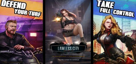 Gang Wars - Lawless City