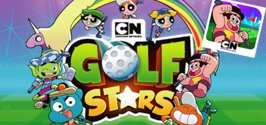 Cartoon Network Golf Stars