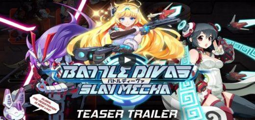 Battle Divas: Slay Mecha