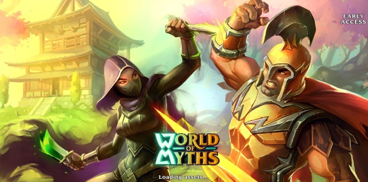 World of Myths CCG