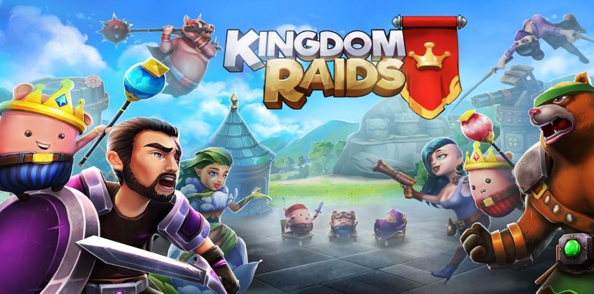 Kingdom Raids - Puzzle Wars