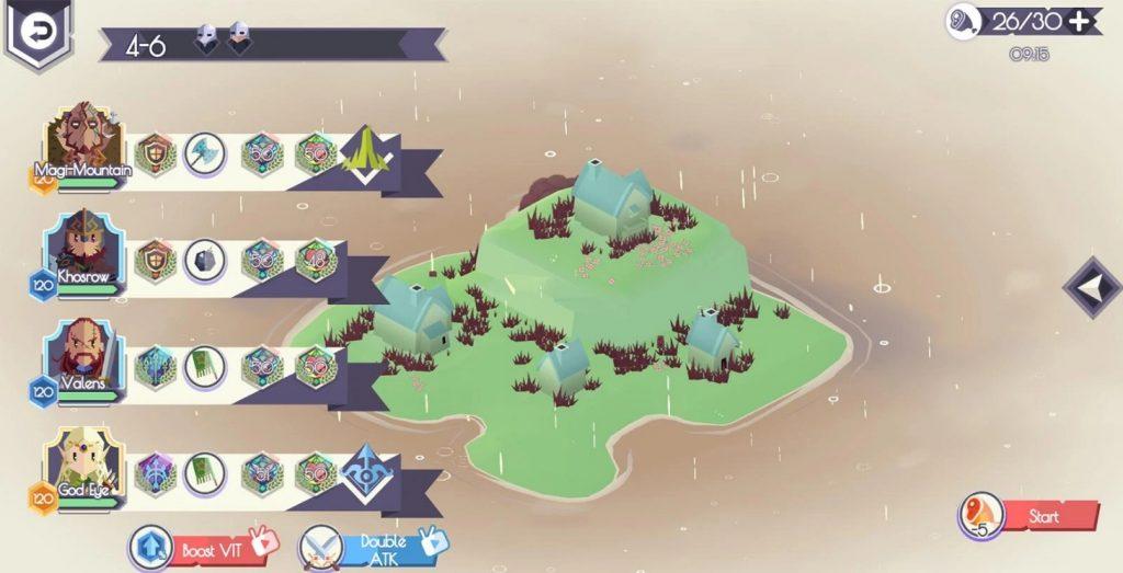 Lords Hooray: Island Rush