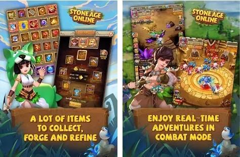 Stone Age Online