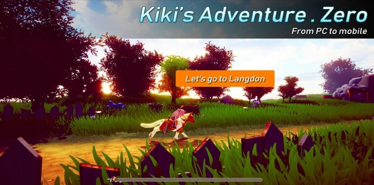 Kiki's Adventure.Zero