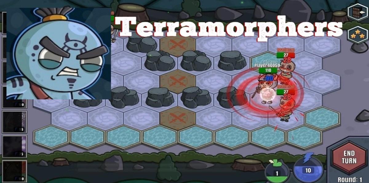 Terramorphers