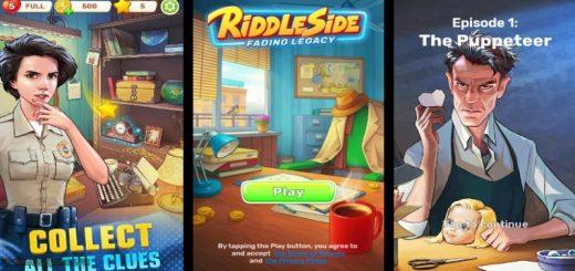 Riddleside: Fading Legacy