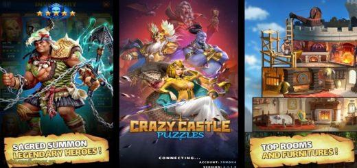 Crazy Castle Puzzles