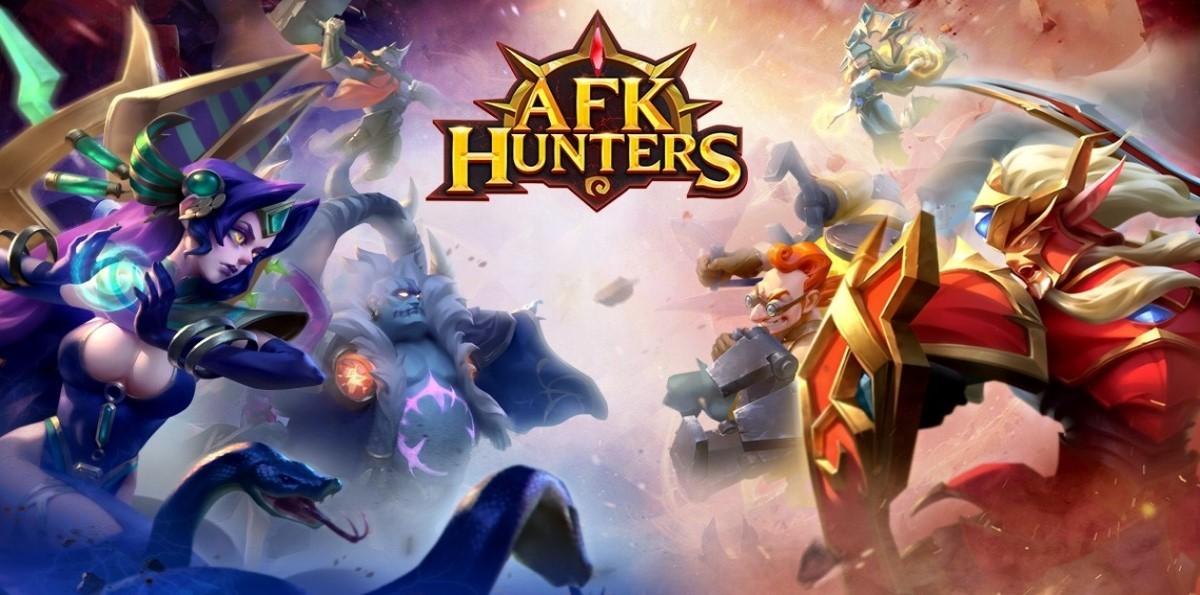 AFK Hunters